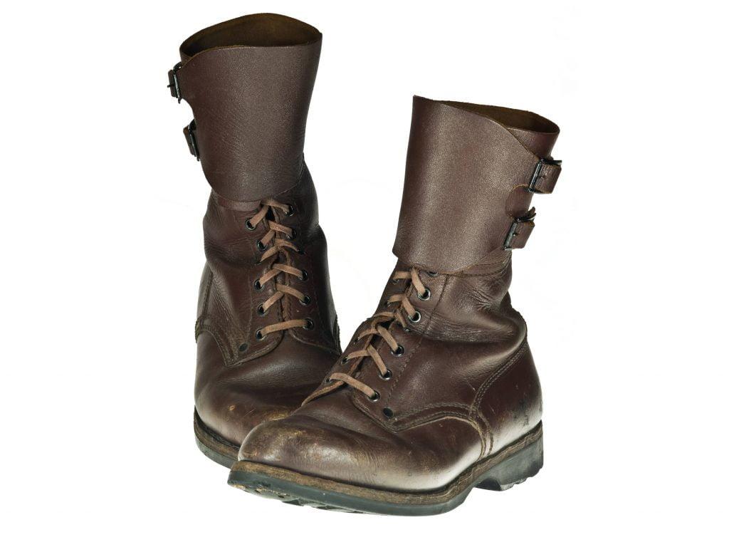 Jak chodzić w górach żeby się nie zmęczyć? Buty wojskowe niekoniecznie są dobrym rozwiązaniem.