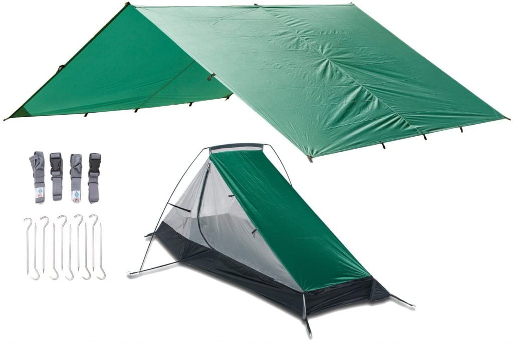 Aqua Quest West Coast Bivy7