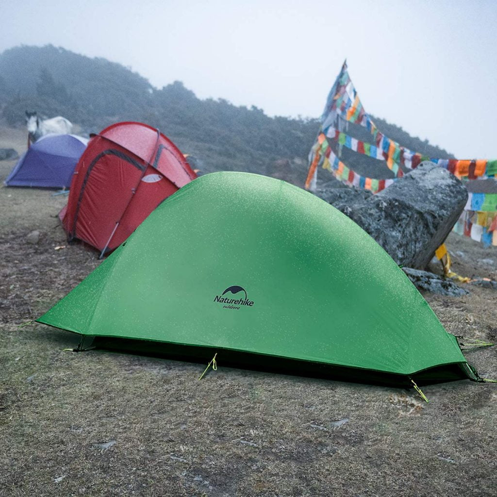 Naturehike Cloud up ultralekki namiot dla 1 osoby2