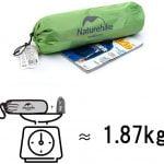 Naturehike Cloud up ultralekki namiot dla 1 osoby4