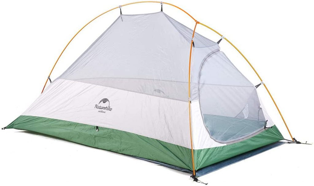 Naturehike Cloud up ultralekki namiot dla 1 osoby5