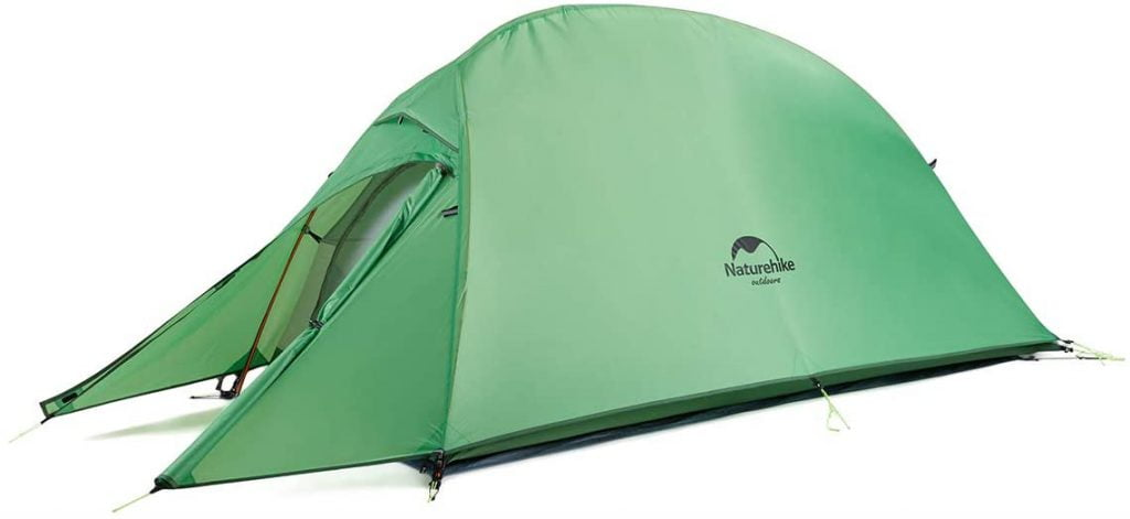 Naturehike Cloud up ultralekki namiot dla 1 osoby7