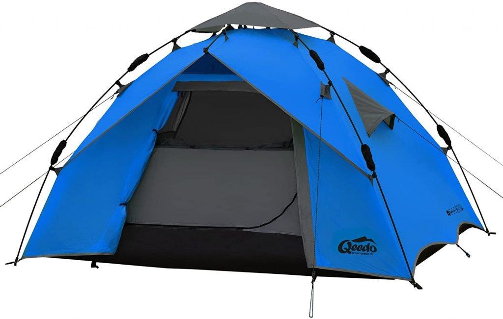 szybkorozkładalny namiot Qeedo Quick Ash2