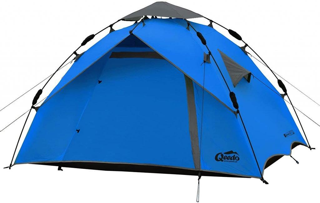 szybkorozkładalny namiot Qeedo Quick Ash6