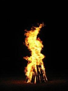 Typy ognisk - ognisko stożkowe